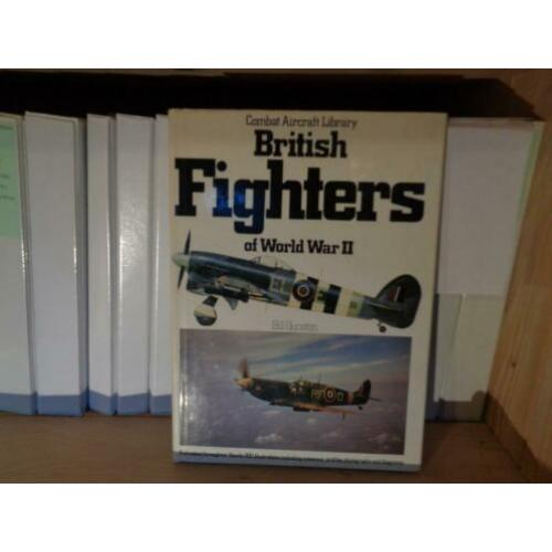 Bill Gunston - Britsh Fighters of World War II