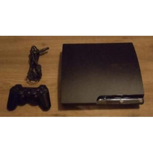 ZGAN PlayStation 3 met controllers, camera en 20 games